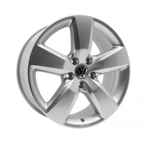 Диск литой R19 Volkswagen Amarok (2H), Aragonit Bright Chrome, 8J x 19 ET43