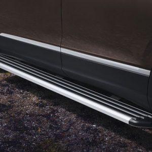 Подножки Volkswagen Amarok (2H)