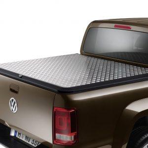 Крышка кузова Volkswagen Amarok (2H), алюминиевая