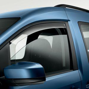 Дефлекторы на двери Volkswagen Caddy 3 / 4