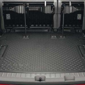 Коврик в багажник VW Caddy  5- и 7-местных