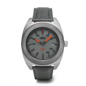 Наручные часы  на солнечных батарейках Audi, Quantum Grey