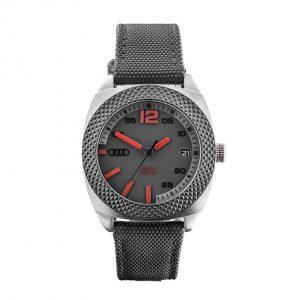 Наручные часы на солнечных батареях Audi, Quantum Grey, Small