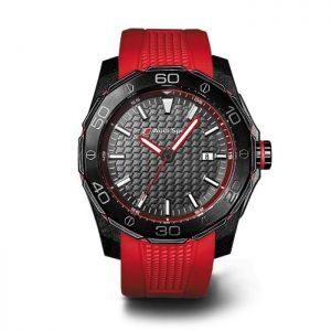 Спортивные наручные часы Audi, Red/Black