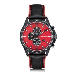 Хронограф Audi Sport, Red/Black