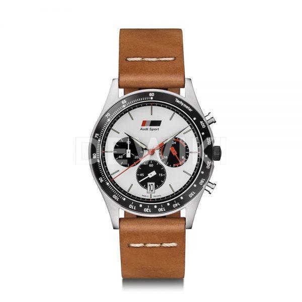 Хронометр Audi Heritage, Brown/White