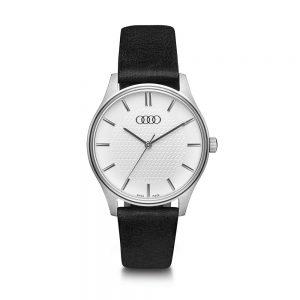 Женские наручные часы Audi, Silver / Black