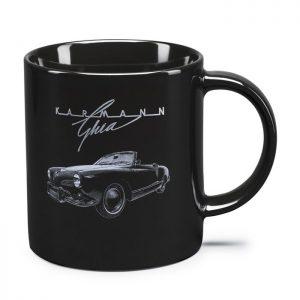 Фарфоровая кружка Volkswagen, Karmann Ghia