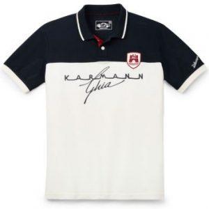 Мужская рубашка-поло Volkswagen Classic, Karmann Ghia