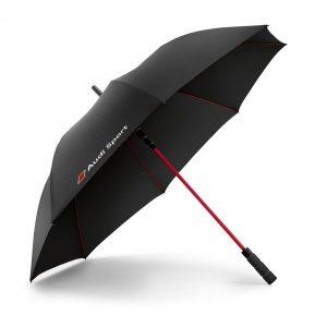 Большой зонт-трость Audi Sport, Black