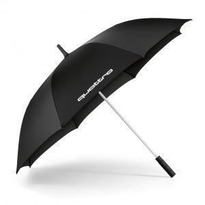 Зонт-трость Audi Quattro, Black