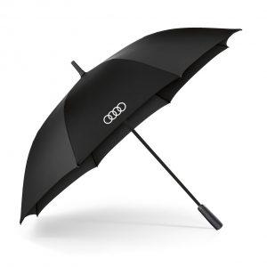 Большой зонт-трость Audi, Black