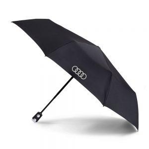 Складной зонт Audi Knirps, Black