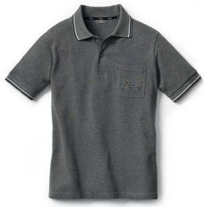 Женская рубашка-поло Audi A5, Grey