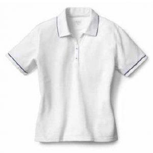 Женская рубашка-поло Audi Golfsport, White