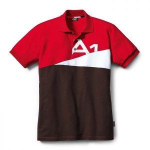 Мужская рубашка-поло Audi A1