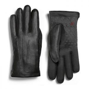 Мужские кожаные перчатки Audi Sport