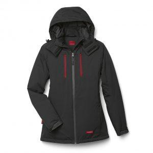 Женская прогулочная куртка Audi Sport, Black