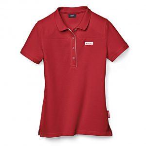 Женская рубашка-поло Audi Sport
