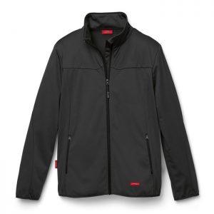 Мужская куртка софтшелл Audi Sport, Black