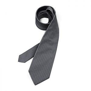 Мужской шелковый галстук Audi, Grey