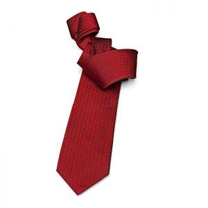 Мужской шелковый галстук Audi, Red