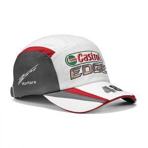 Бейсболка пилота Audi 2016 DTM унисекс, Edoardo Mortara