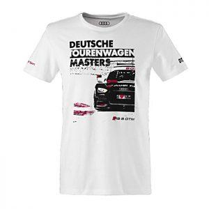 Мужская футболка Audi DTM, White