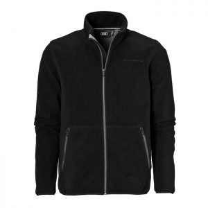 Мужская флисовая куртка Audi quattro, Black