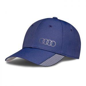 Бейсболка Audi унисекс премиум, Blue