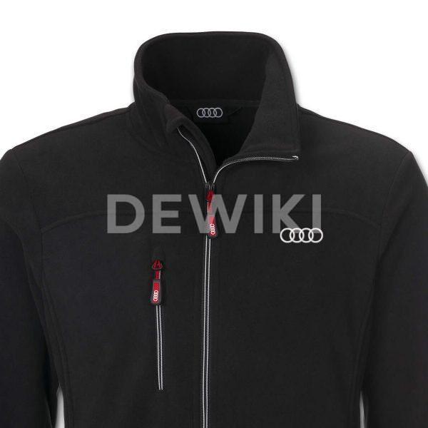 Мужская флисовая куртка Audi
