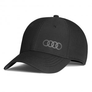 Бейсболка Audi Premium 'Frequenz', Black