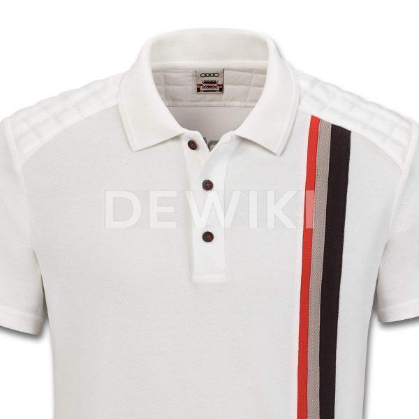 Мужская рубашка-поло Audi Heritage