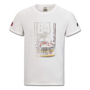 Мужская футболка Audi, offwhite