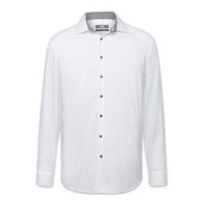 Мужская рубашка Audi, White