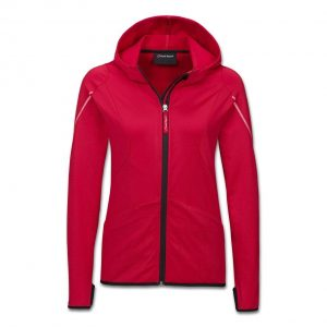 Женская куртка Audi Sport Midlayer, Red
