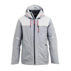 Мужская куртка Audi Sport, Light grey