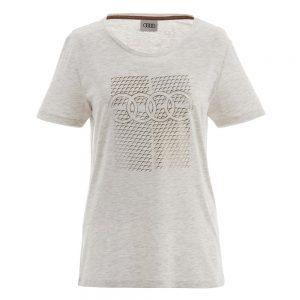 Женская футболка Audi, Grey