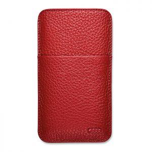 Чехол для смартфона Audi Leather, Red