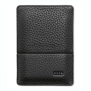 Кожаная визитница Audi Business card