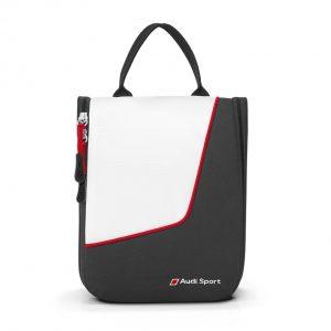 Дорожный несессер Audi Sport, Black/White