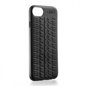 Чехол-крышка Audi для Apple iPhone 6/6s/7, Black