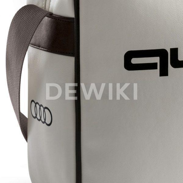 Наплечная сумка Audi quattro, Heritage