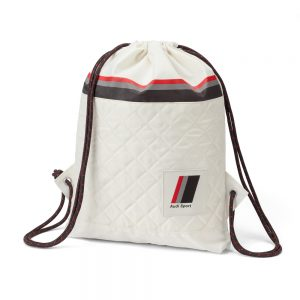 Сумка-рюкзак Audi Heritage , offwhite