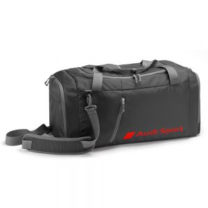 Спортивная сумка Audi Sport, Deuter, Dark grey