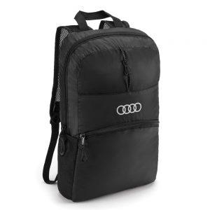 Складной рюкзак Audi Sport Backpack, Black