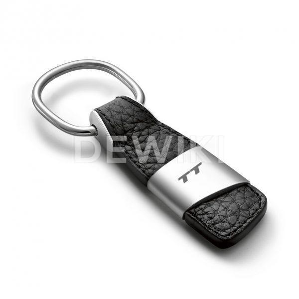 Кожаный брелок для ключей Audi TT