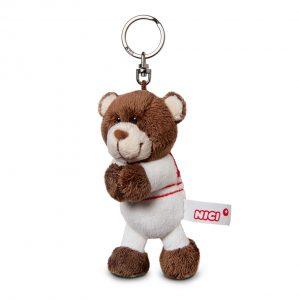 Брелок Audi Motorsport медведь