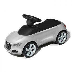 Детский автомобиль Audi Junior quattro, серый