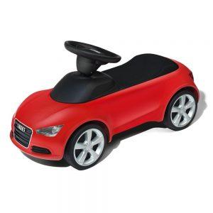 Детский автомобиль Audi Junior quattro, красный